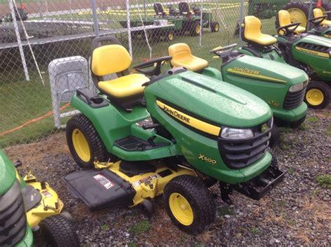 deere x500 attachments 2006 deere x500 lawn garden and mowing 4906