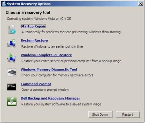system recovery options guide for windows vista 7 8 8 1 and 10