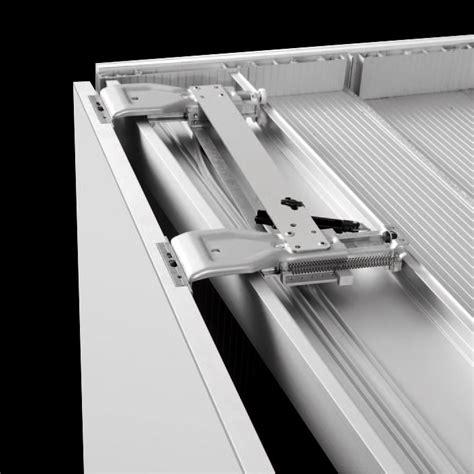 sliding cabinet door systems bortoluzzi slider s20 wall 3000mm sye292ap3000sa