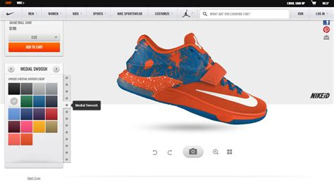 design your own shoes customize your own kds shoes design customize and make