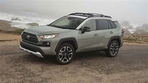 Toyota Rav 4 2019 : 2019 toyota rav4 the once tiny crossover is now all grown up and ready to party the drive ~ Medecine-chirurgie-esthetiques.com Avis de Voitures