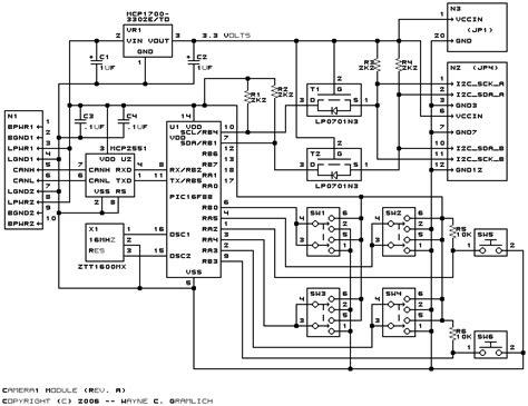 gt circuits gt camera1 module l28036 next gr