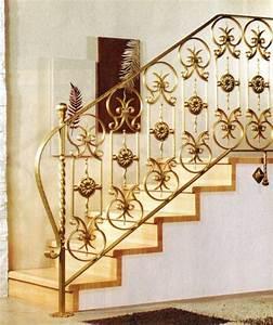 Garde Corps Escalier Fer Forgé : garde corps en fer forg f licie garde corps escalier balcon en fer forg style classique ~ Nature-et-papiers.com Idées de Décoration