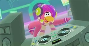 Club Penguin Dj Cadence U0026quotthe Party Starts Now