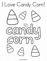 Candy Coloring Corn Halloween Pages Sheet Worksheets Print Noodle Twisty Comments Mini Books sketch template