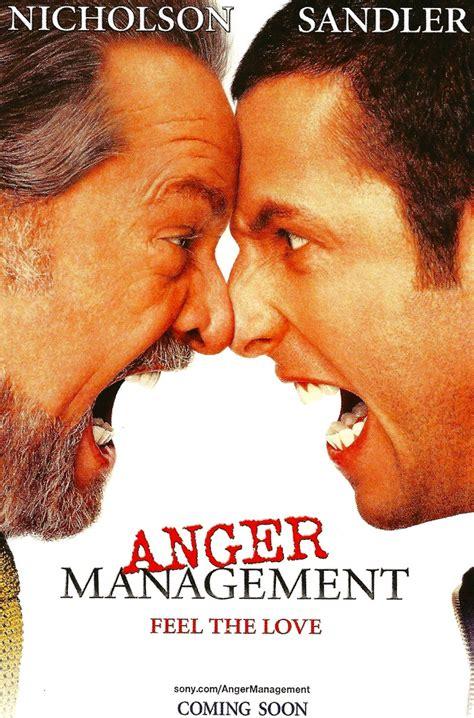 favorite movies  stars anger management nicholson