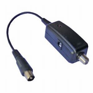 Ampli Pour Antenne Tv : adaptateur d alimentation lectrique 12 24 v pour antenne tv ~ Premium-room.com Idées de Décoration