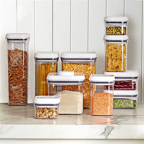 oxo kitchen storage containers oxo pop containers williams sonoma 3911