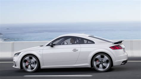 Audi Tt Competitors by 2017 Audi Tt Gets Sporty S Line Competition Package