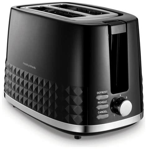 morphy richards toaster argos morphy richards dimensions 2 slice toaster black