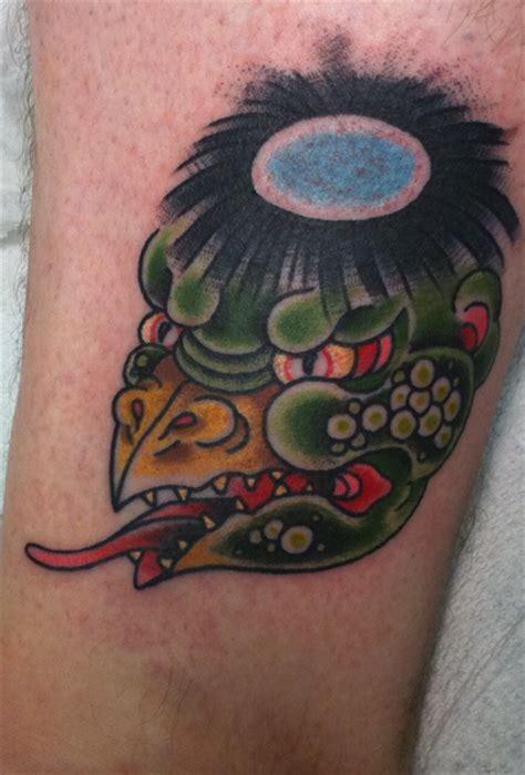 jeb maykut flyrite tattoo kappa tattoo
