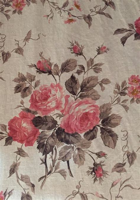 Country Upholstery Fabric by Country Floral Fabric Upholstery Fabric By