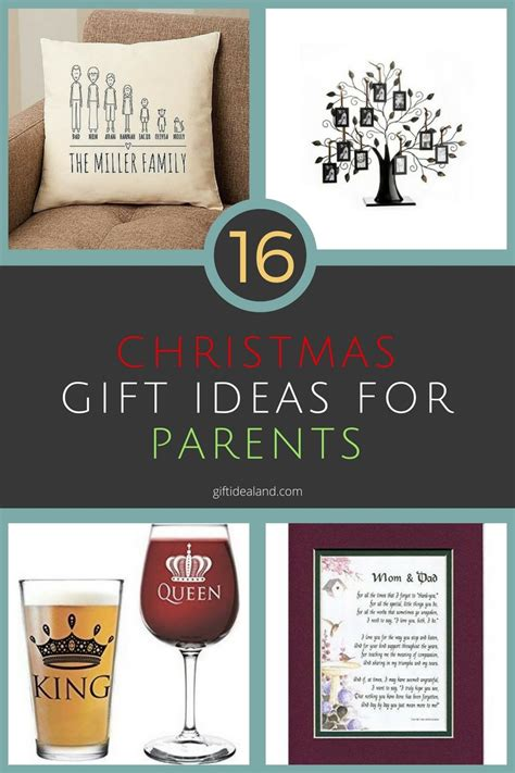 16 great christmas gift ideas for parents they will love