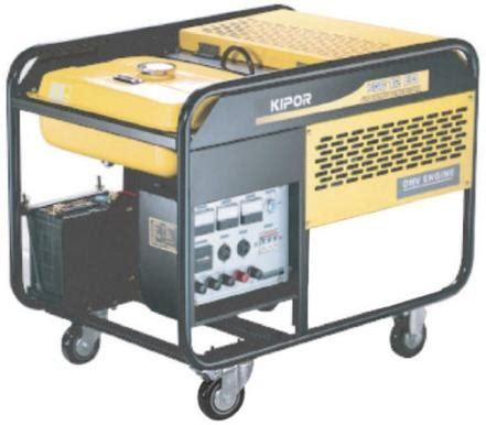 stromerzeuger mit elektrostarter stromerzeuger mit fahrgestell kge 12 e3 kipor objekt nr 171229 baumaschinen mieten und
