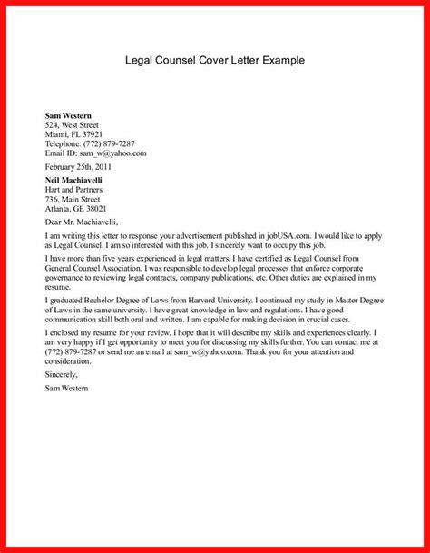 format   cover letter written