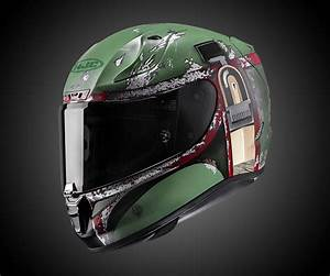Boba Fett Motorcycle Helmet | DudeIWantThat.com