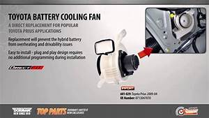 Battery Cooling Fan