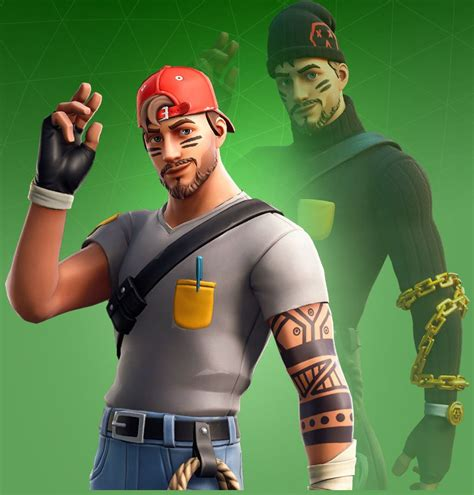fortnite guild skin game character outfit guides