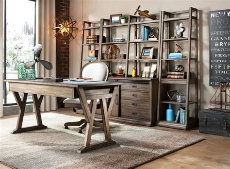 raymour flanigan furniture industrial home office