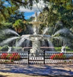 Forsyth, Park, Fountain, Photograph, By, Frank, J, Benz