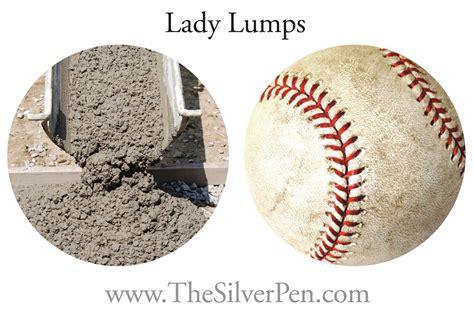 Lady Lumps The Silver Pen
