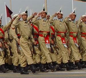 Pakistan Armed Forces Gilgit Baltistan