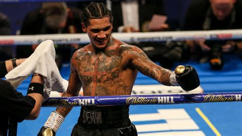 Conor Benn refuses to look beyond 'hands full' challenge ...