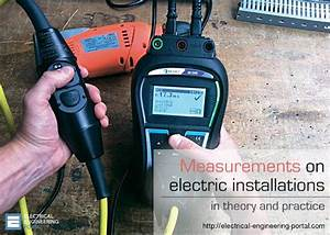 Guide To Measurements On Electrical Installations  Theory