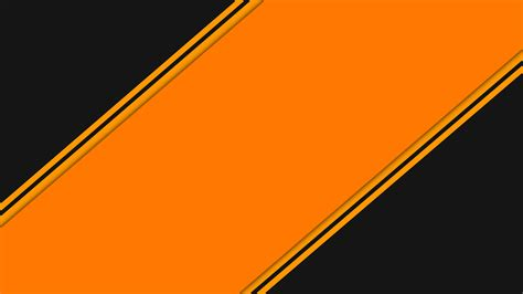 Wallpaper Orange And Black Background by Bias Orange Stripe On A Black Background Wallpapers And