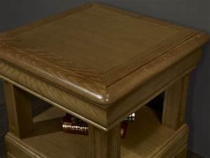Table D Appoint Canapé : bout de canap ou table d 39 appoint en ch ne de style louis ~ Teatrodelosmanantiales.com Idées de Décoration