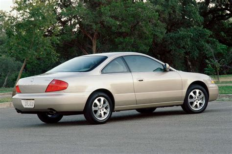 2001 Acura Cl S by 2001 03 Acura Cl Consumer Guide Auto