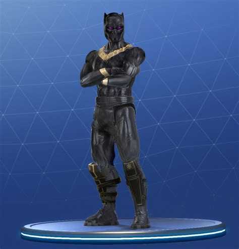 skin idea black panther fortnitebr