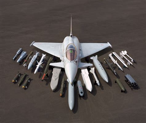 Eurofighter Typhoon Is An Aerial Oldtimer