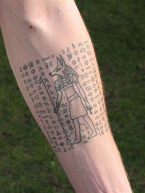 Tatouage Egyptien Horus Tattoo Art