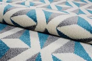 Zick Zack Teppich : tapiso maroko teppich modern kurzflor geometrisch zick ~ Lizthompson.info Haus und Dekorationen