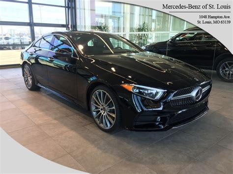 Compare 2 cls 450 trims and trim families below to see the differences in prices and features. New 2020 Mercedes-Benz CLS CLS 450 Coupe in St. Louis #C30133   Mercedes-Benz of St. Louis