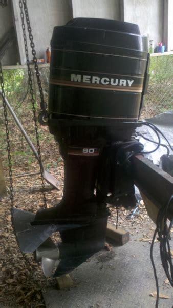 Outboard Motor Repair In Baton Rouge by 1999 Mercury Outboard Motor 90hp Impremedia Net