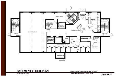 construction floor plans plans filed for demolition of 3 building on calyer