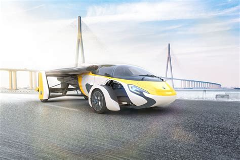 Crucial Steps Ahead For Flying Cars