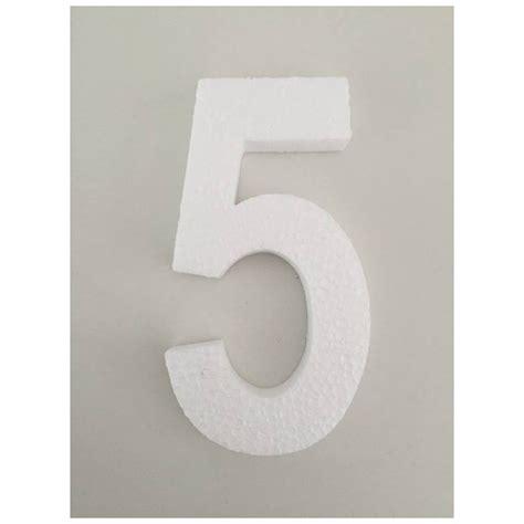 MagicBaloni - Broj 5- bijela
