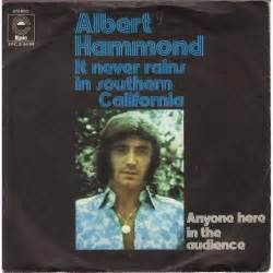 Albert Hammond It Never Rains in Southern California