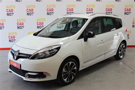 Voiture Occasion Renault Grand Scenic 7 Places