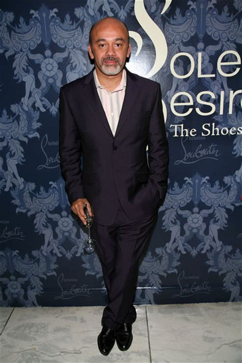 christian louboutin designer christian louboutin in the museum at fit welcomes