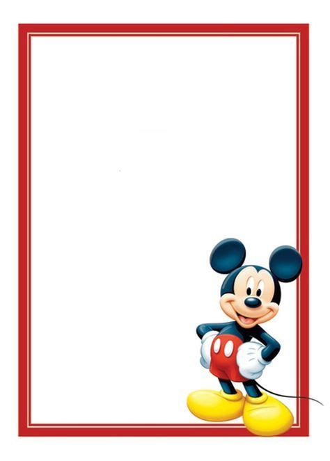 mickey mouse invitations template mickey mouse