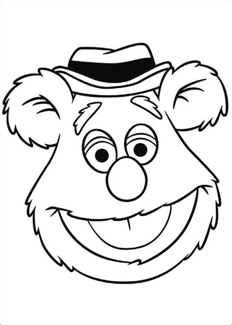 kids  funcom  coloring pages  muppets