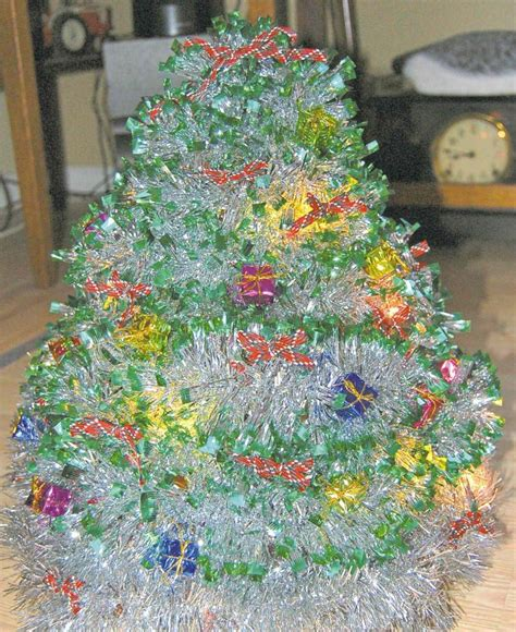 make an easy tabletop christmas tree winnipeg free press