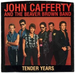 cafferty the beaver brown band