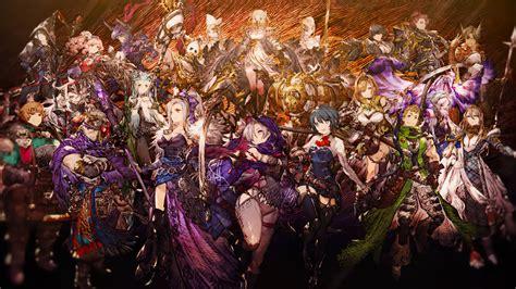 wallpapers war   visions final fantasy brave