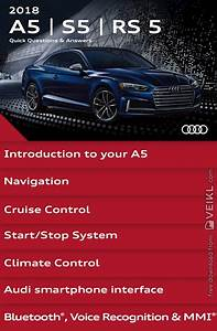 Audi A5    S5    Rs5 Quick Questions And Answers Guide Us