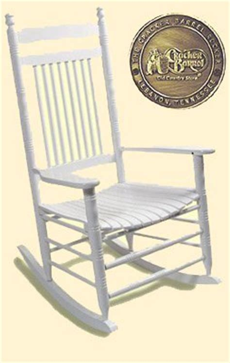 cracker barrel rocking chair giveaway the happy